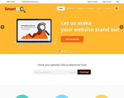 Thiết kế website theo chuẩn SEO áp dụng công nghệ mới nhất